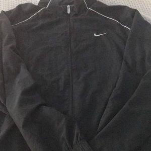 Nike Full Zip Lightweight Dri Fit Jacket XXL